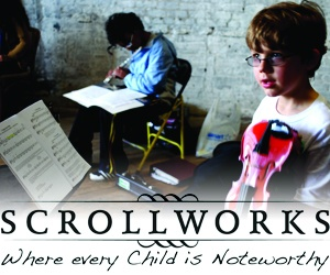 Metropolitan Youth Orchestras / Scrollworks