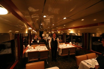 William Penn Dining Railcar
