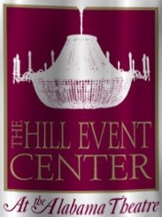 The Hill Event Center at the Alabama Theatre