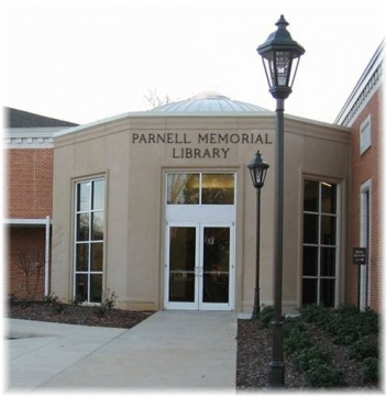 Parnell Memorial Library Theater