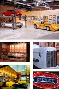Ted's Garage