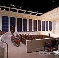 Brock Recital Hall - Samford University