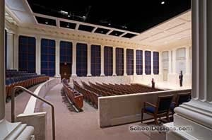 Brock Recital Hall - Samford University