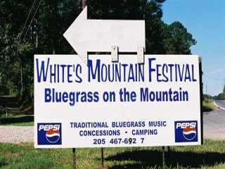 White's Mountain Bluegrass Park
