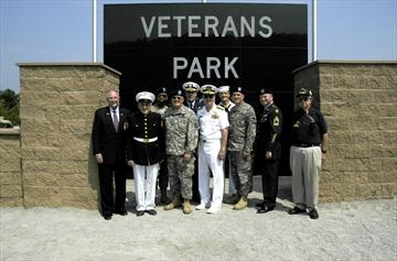 Veterans Park - Hoover