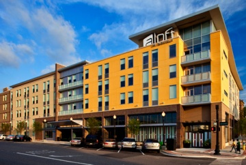 Aloft Hotel Soho Square