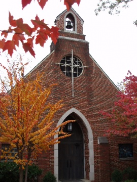 Canterbury Episcopal Chapel