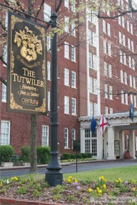 The Historic Tutwiler Hotel