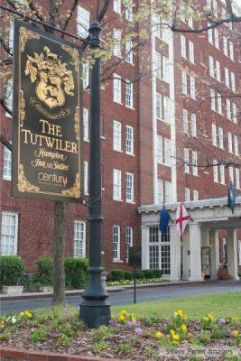 The Historic Tutwiler Hotel